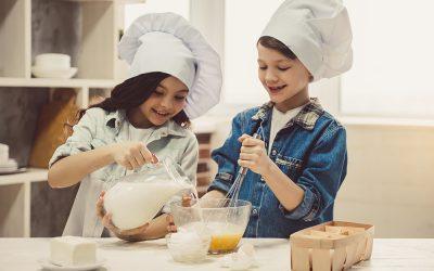 6 regole per l'igiene in cucina