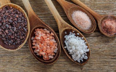 I colori del sale