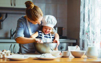 Insieme in cucina